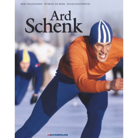 ARD SCHENK, DE BIOGRAFIE. LUXE VERSIE.