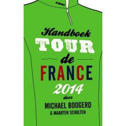 HANDBOEK TOUR DE FRANCE 2014.