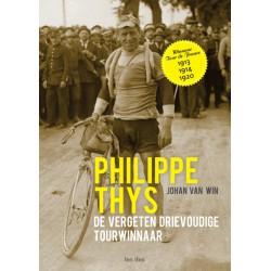 PHILIPPE THYS, DE VERGETEN DRIEVOUDIGE TOURWINNAAR.