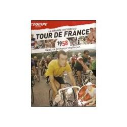 LA GRANDE HISTOIRE DU TOUR DE FRANCE. DEEL 4 1958.