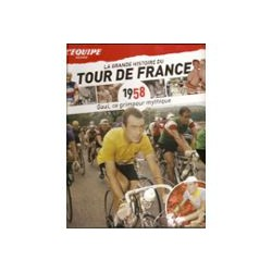 LA GRANDE HISTOIRE DU TOUR DE FRANCE. DEEL 4 1958. !!! UITVERKOCHT.