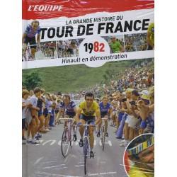 LA GRANDE HISTOIRE DU TOUR DE FRANCE. DEEL 23 1983.
