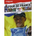 LA GRANDE HISTOIRE DU TOUR DE FRANCE. DEEL 34 2001/2003. !!! UITVERKOCHT.