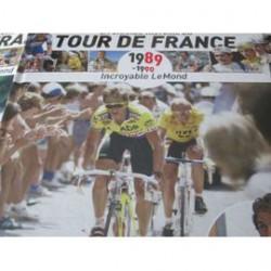 LA GRANDE HISTOIRE DU TOUR DE FRANCE. DEEL 28 1989/1990.