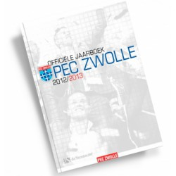 OFFICIELE JAARBOEK PEC ZWOLLE 2012-2013.