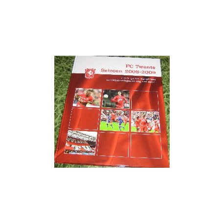 FC TWENTE SEIZOEN 2008-2009.