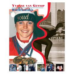Yvonne van Gennip. Winterkoninkje.