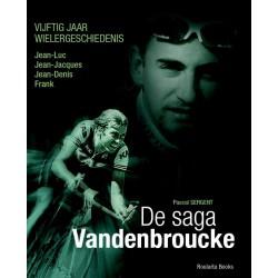 DE SAGA VANDENBROUCKE. JEAN-LUC, JEAN-JACQUES, JEAN-DENIS, FRANK. !!!! UITVERKOCHT.