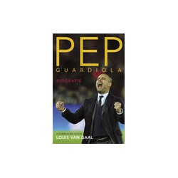 PEP GUARDIOLA. BIOGRAFIE VAN SUCCESCOACH PEP GUARDIOLA.