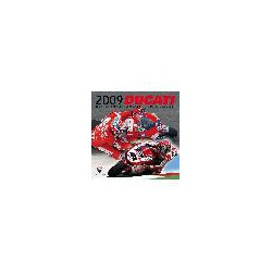 DUCATI 2009 OFFICIAL YEARBOOK.