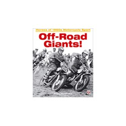 OFF-ROADS GIANTS! HEROES OF 1960's  MOTORCYCLE SPORT.
