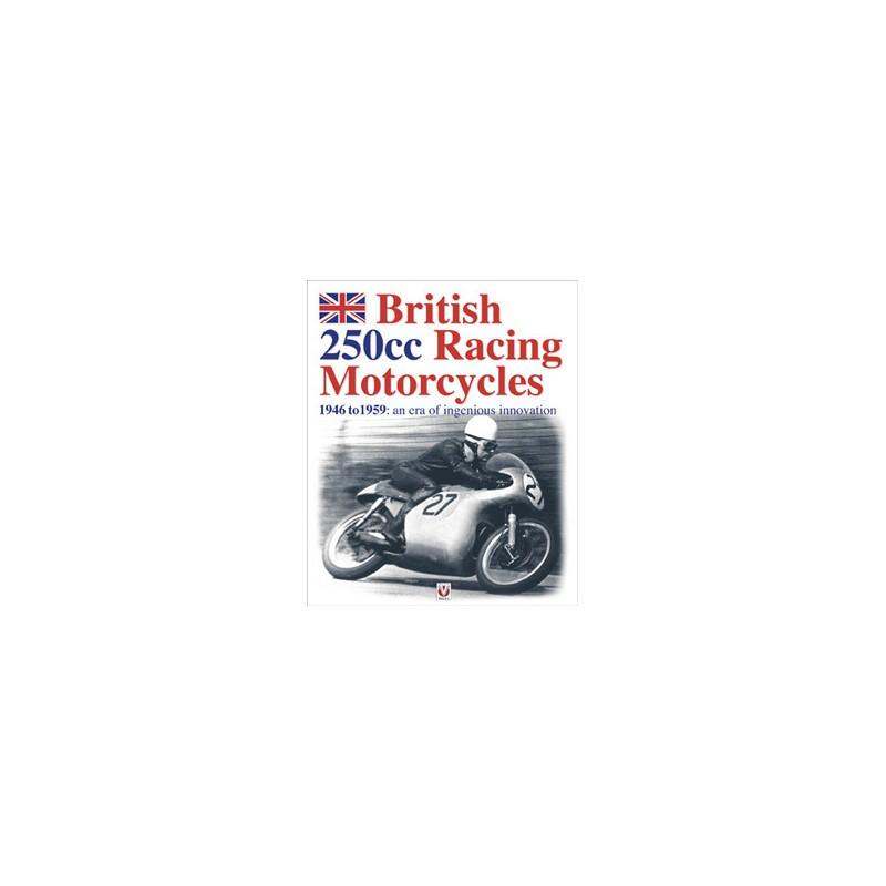 British 250cc racing motorcycles in the 50's Chris pereira