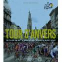 TOUR D'ANVERS. DE TOUR IN ANTWEPEN/ANTWERPEN IN DE TOUR.