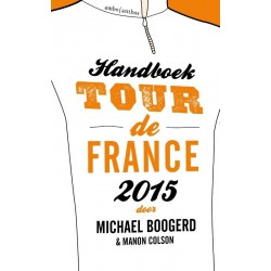HANDBOEK TOUR DE FRANCE 2015.