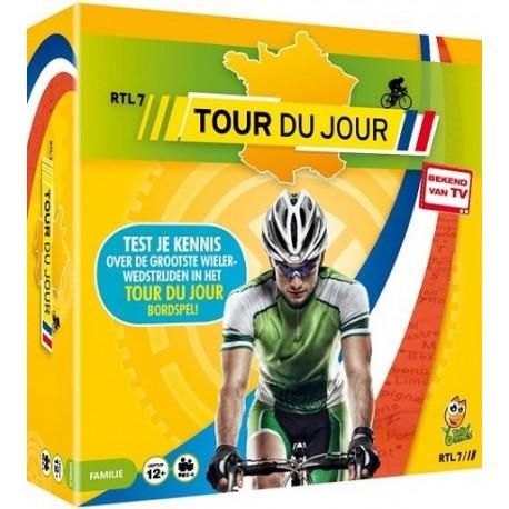 TOUR DU JOUR BORDSPEL.  RTL 7