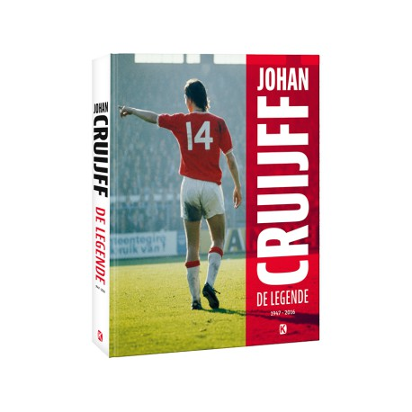 JOHAN CRUIJFF: DE LEGENDE 1947-2016.