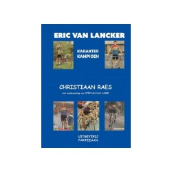 ERIC VAN LANCKER. VERSCHIJNT 18 MAART. VOORDEELPRIJS TOT 1 FEBRUARI.