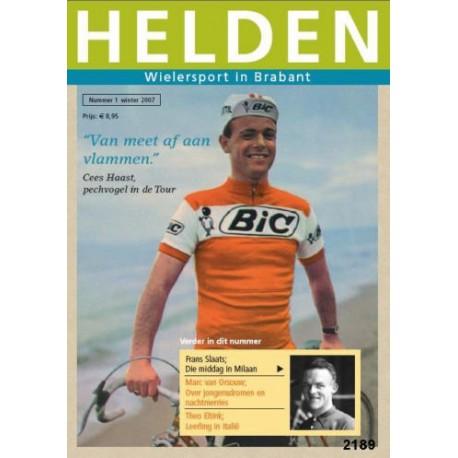 HELDEN . WIELERSPORT IN BRABANT. NR. 1