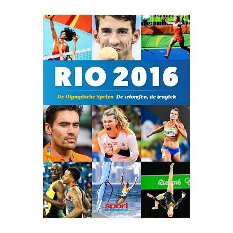 RIO 2016. TERUGBLIK OP DE OLYMPISCHE SPELEN.