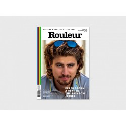 ROULEUR 66. PETER SAGAN: A YEAR IN THE RAINBOW JERSEY.