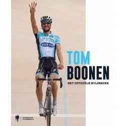 TOM BOONEN. HET OFFICIELE HULDEBOEK. Verschijnt 10 april