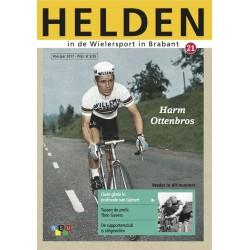 HELDEN IN DE WIELERSPORT IN BRABANT DEEL 21.  HARM OTTENBROS.