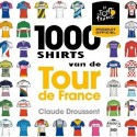 1000 SHIRTS VAN DE TOUR DE FRANCE.