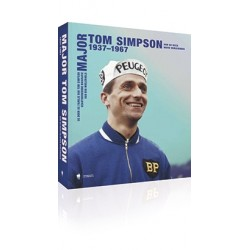 MAJOR TOM SIMPSON, 1937-1967. DE LEGENDE LEEFT VOORT. Verschijnt 22 april.
