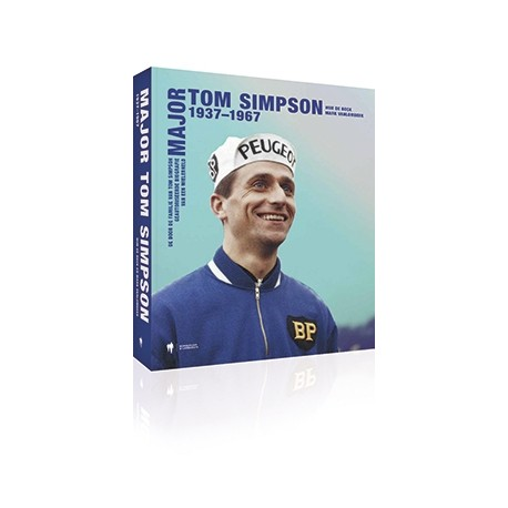 MAJOR TOM SIMPSON, 1937-1967. DE LEGENDE LEEFT VOORT. Verschijnt 22 april.