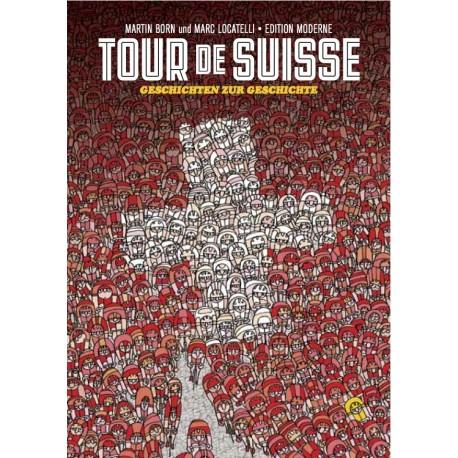 TOUR DE SUISSE COMIC