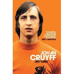 JOHAN CRUYFF. MY TURN