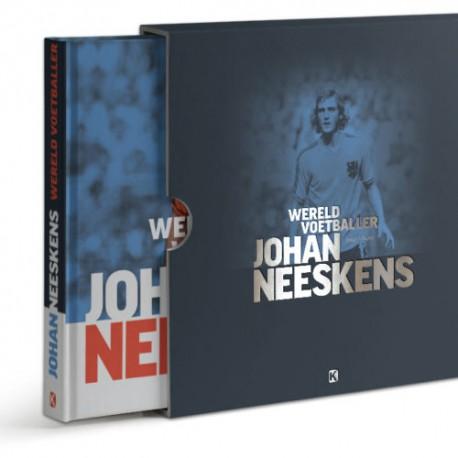 WERELDVOETBALLER JOHAN NEESKENS  Verschijnt half November.