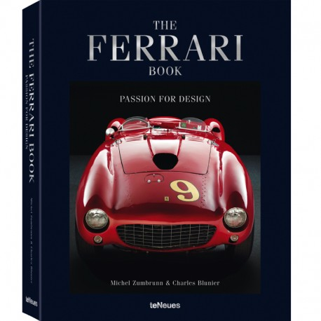THE FERRARI BOOK. THE PASSION FOR DESIGN.