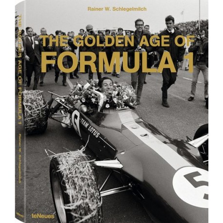 THE GOLDEN AGE OF FORMULA ONE.