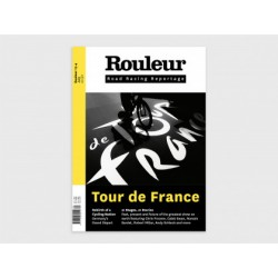 ROULEUR 67. STEPHEN ROCHE: FROM DUBLIN TO THE TRIPLE CROWN.