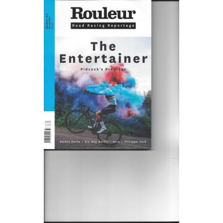 ROULEUR 17-7 THE ENTERTAINER PIDCOCK'S PROGRESS