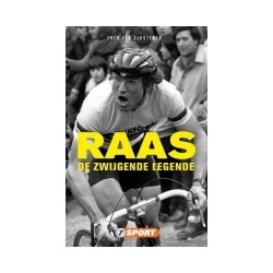 JAN RAAS. DE ZWIJGENDE LEGENDE.