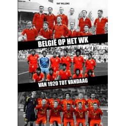BELGIE OP HET WK VAN 1920 TOT VANDAAG.