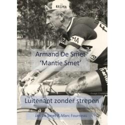 ARMAND DE SMET. 'MANTIE SMET' LUITENANT ZONDER STREPEN.