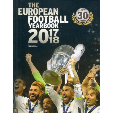 THE EUROPEAN FOOTBALL YEARBOOK 2017-2018