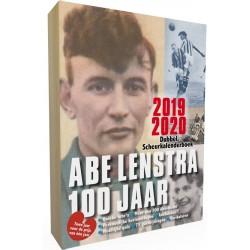 VOETBAL LEGENDS ABE LENSTRA SCHEURKALENDER