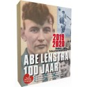 ABE LENSTRA  100 JAAR SCHEURKALENDER 2019-2020 VOETBAL LEGENDS