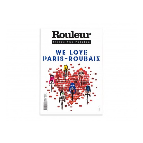 ROULEUR 19-2  - WE LOVE PARIS - ROUBAIX