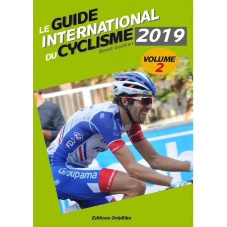 LE GUIDE INTERNATIONAL CYCLISME 2018. DEEL II.
