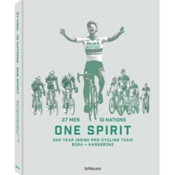 27 MEN 10 NATIONS ONE SPIRIT. ONE YEAR INSIDE PRO-CYCLING  TEAM BORA- HANSGROHE