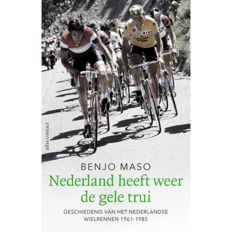 NEDERLAND HEEFT WEER DE GELE TRUI. Verschijnt 17 juni.