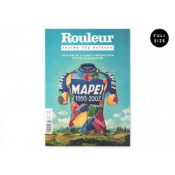 ROULEUR 19-5  - MAPEI 1993-2002 The story of cycling's greatest team told by it' s champions