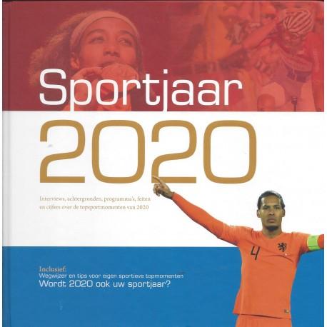 SPORTJAAR 2020. VOORBESCHOUWINGEN, KALENDERS, VERHALEN.