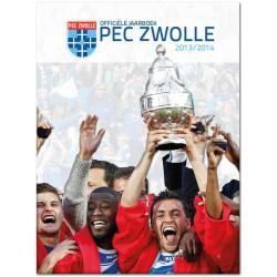 PEC ZWOLLE HET OFFICIELE JAARBOEK 2013-2014.