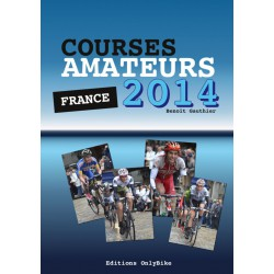 LE GUIDE INTERNATIONAL 3 COURSES AMATEURS 2014.